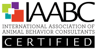 Certified IAABC Behavior Consultant